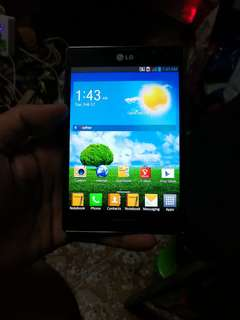 L G Optimus Vu II F2005  4G LTE  ( read & see my carousell information other mobile)