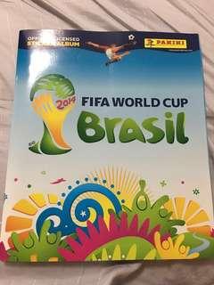 FIFA World Cup Brazil 2014 Panini stickers