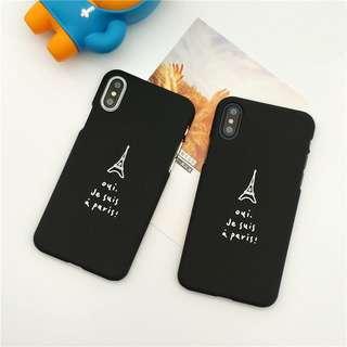 Paris Snap On Case