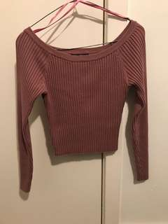 Ally fashion crop size L (SUITS SMALLER SIZES, S M)