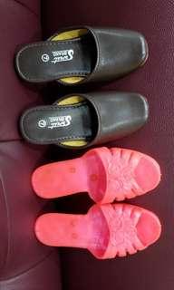 香港懷舊 小童拖鞋