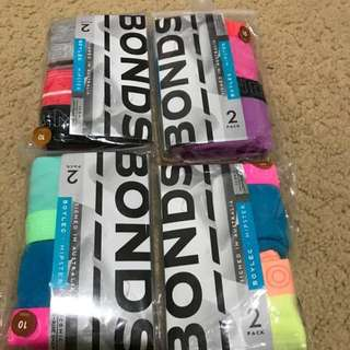 Bond's undies