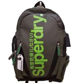 Superdry Tarpaulin Backpack (Green)