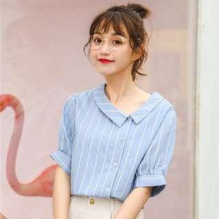 Korean Style Blouse