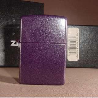 美國ZiPPO 打火機21065 Purple Shimmer