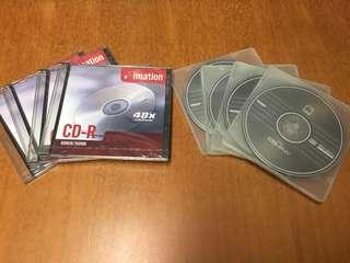 CD-RW, CD-R 光碟
