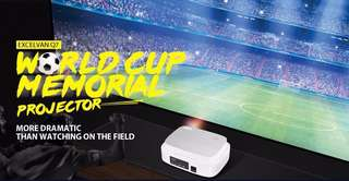 Projector Led FIFA World Cup