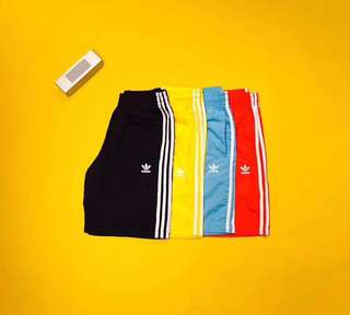 Adidas short pants in 4 colors