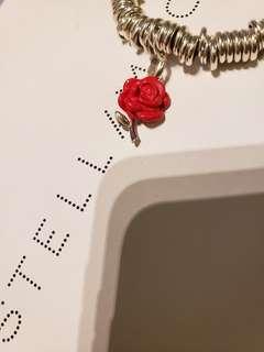 Links of london charm rose charm
