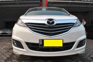Mazda Biante AT Skyactive 2013