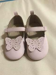 🚚 全新H&M 嬰幼兒學步鞋小公主包鞋