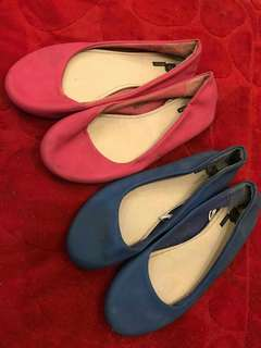Bench flat shoes