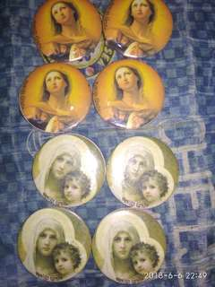 6 Pin bunda maria promo gratis 2