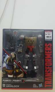 Transformers Power of the Primes Grimlock
