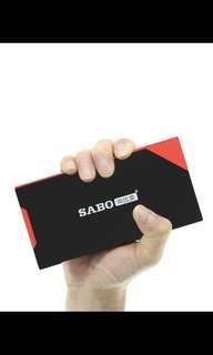 X Power⚡️:SABO 🆘萬用救車電池🚘