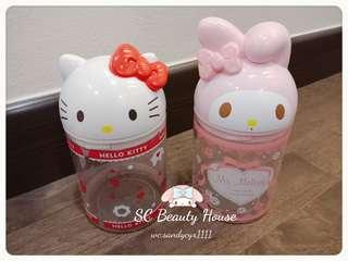 Hello Kitty / Melody Storage Box