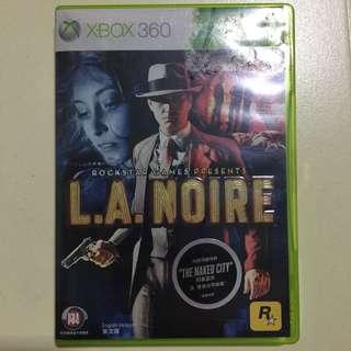 Xbox 360 L.A NOIRE