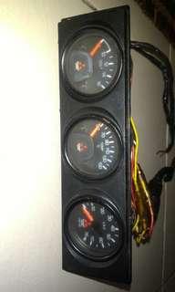 Meter mitsubishi 3 beradik N.A