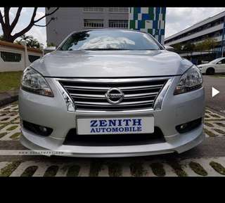 Nissan Sylphy 1.6 Auto Signature Series