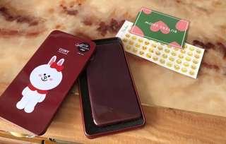 酒紅iphone case
