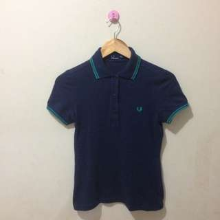 fred perry twin tipd