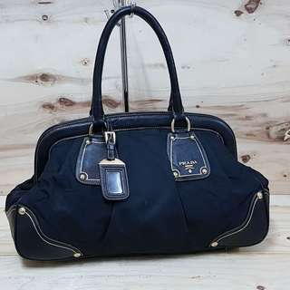 PRADA SHOULDER CARRY HANDBAG