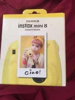 Instax mini 8 masih garansi Fujifilm setahun