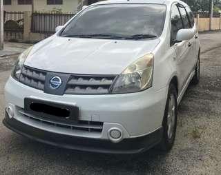 Raya Promo Nissan Grand Livina 1.6 Auto