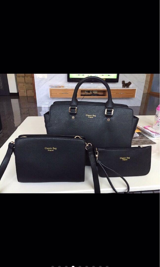 韓版三件包