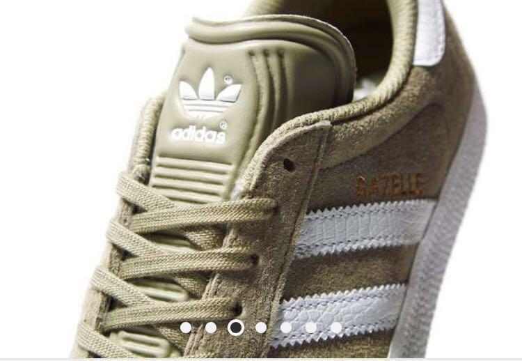 regarder 06c20 6cdb3 Adidas Gazelle Women's Brown - Exclusive