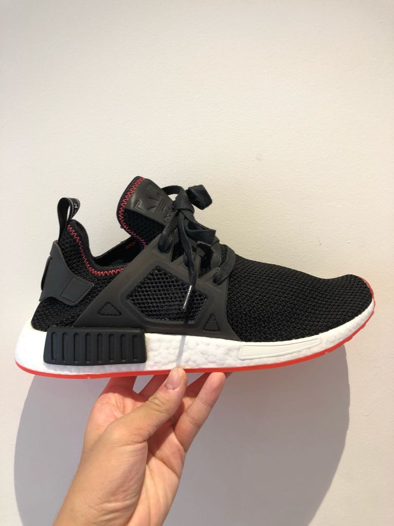 22ade645727ad Adidas NMD XR1 Solar Red
