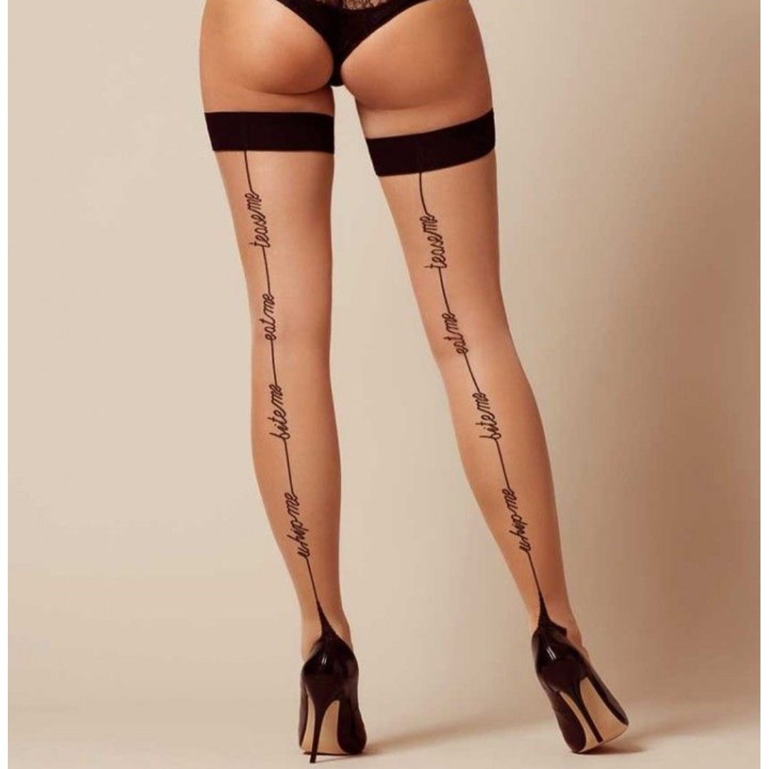 ac4f96478c1d Agent Provocateur Lynx Stockings / Hold Ups Hosiery more than 70 ...