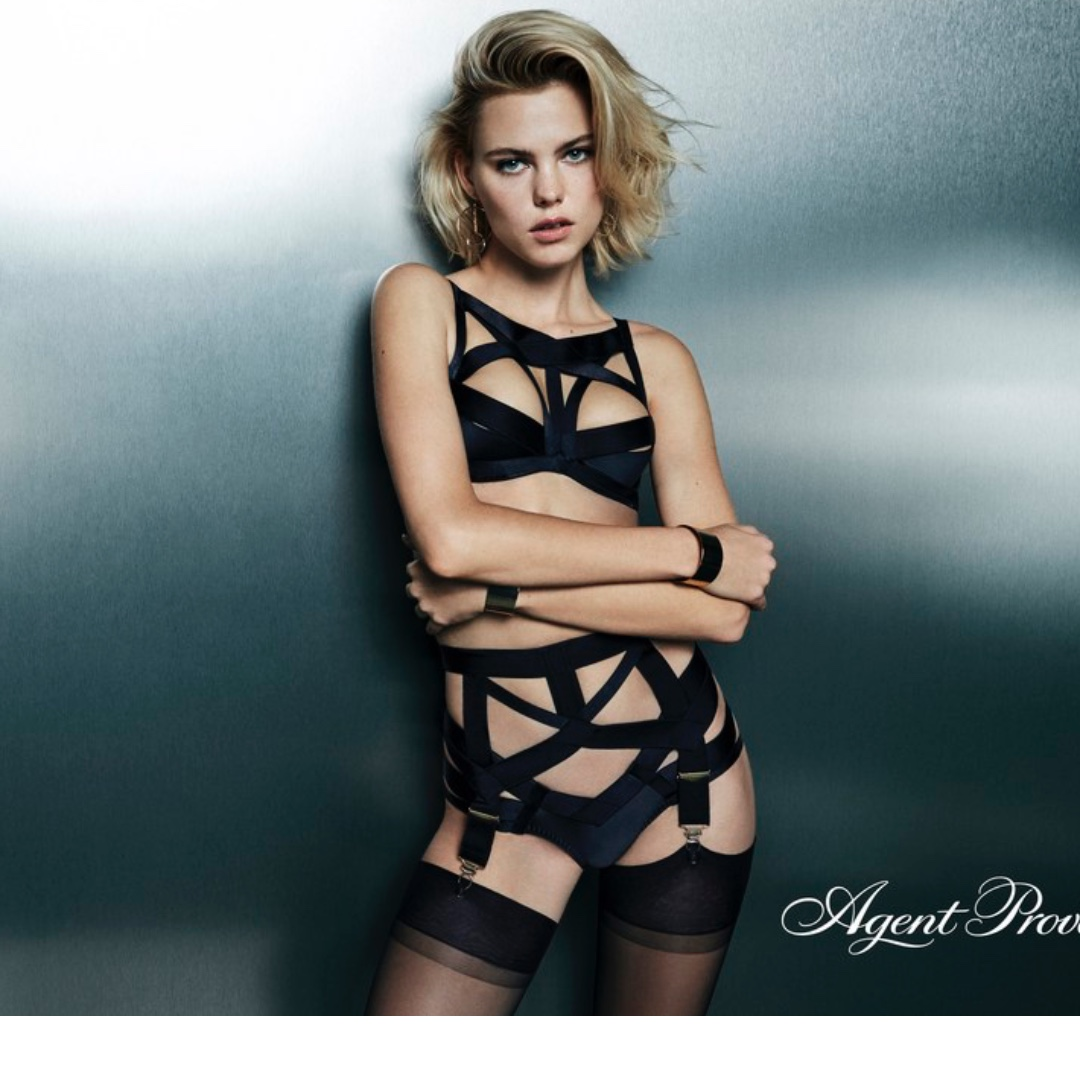 6b6e51cd78 Agent Provocateur Whitney Collection BLACK 78% OFF!!