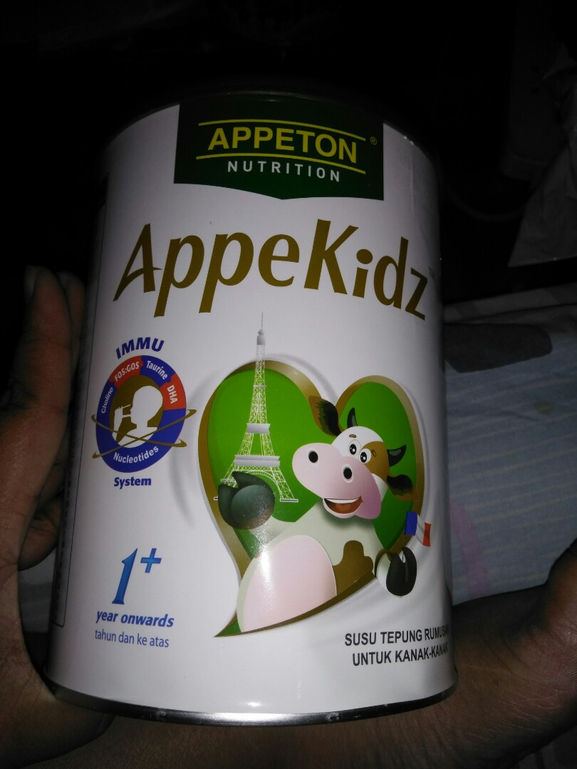 Jual Appeton Weight Gain Adult Chocolate 450g Susu Appetoncom Appekidz Formula Milk Powder Babies Kids Nursing