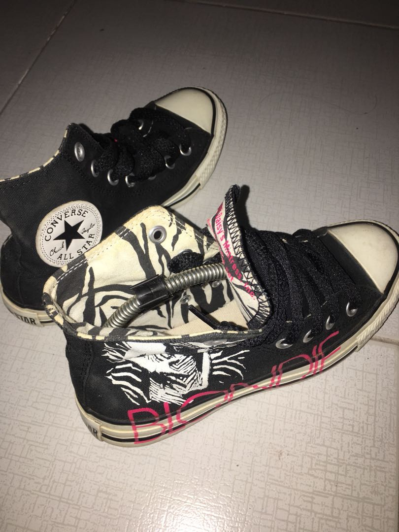 d951bc560d5a Authentic Converse limited edition sneakers shoes