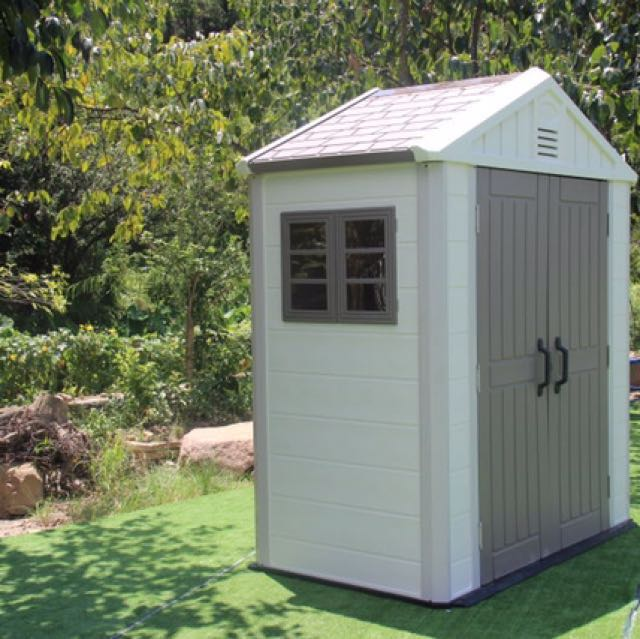Bicycle Outdoor Storage Shed Solution
