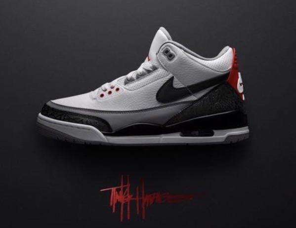 be27f94d818 BN Air Jordan 3 Retro NRG 'Tinker Hatfield', Men's Fashion, Footwear ...