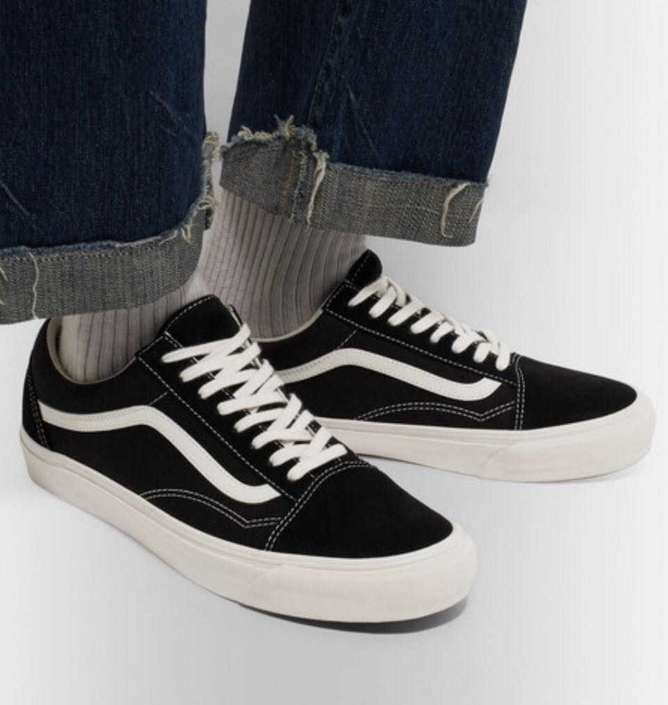 17fcd66b1b Brand New  Vans Vault OG Old Skool LX Black Marshmallow
