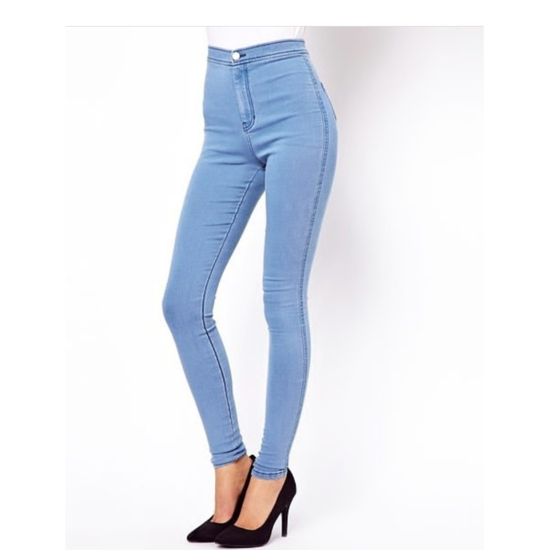 Celana high waist