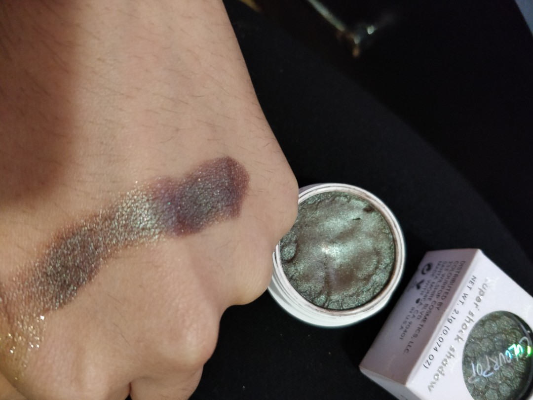 Colourpop supershock shadow