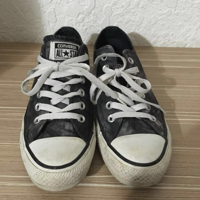 Converse All Star - Grey Washed Out c4a78dfc1f
