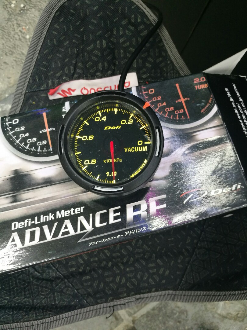 Defi Advance Bf Gauge Car Accessories On Carousell Boost Wiring Wrx