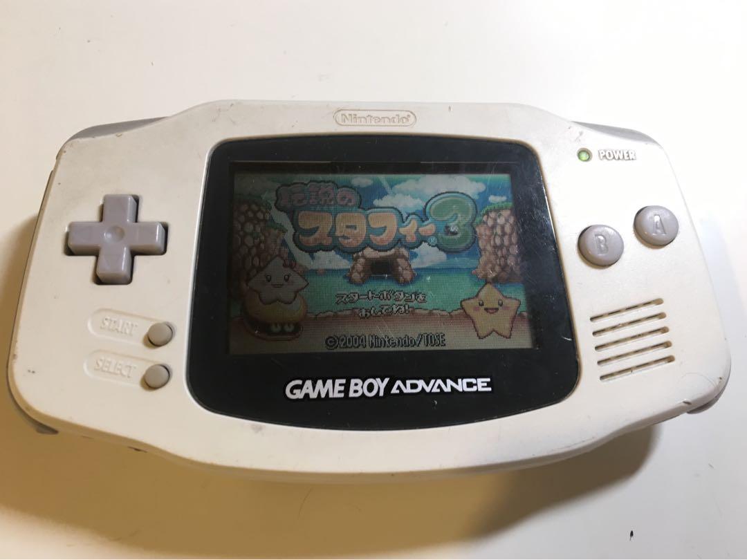Gameboy Advance + Game