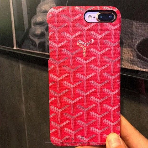 promo code 04928 6575f Goyard - iphone case 7/8/plus