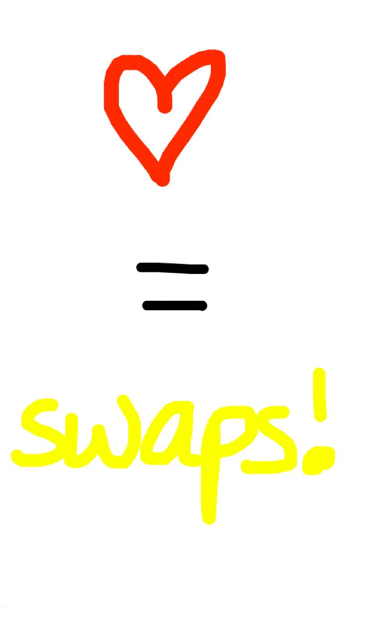 LIKE FOR SWAPS