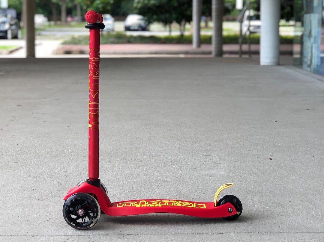 MicMax Junior Kick Scooter
