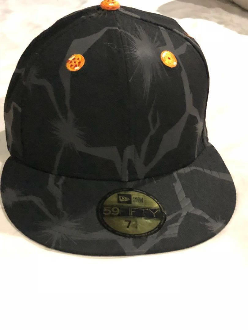 New Era Dragonball Z 6-Panel Cap Size 7 1 4 206d9a1b34e