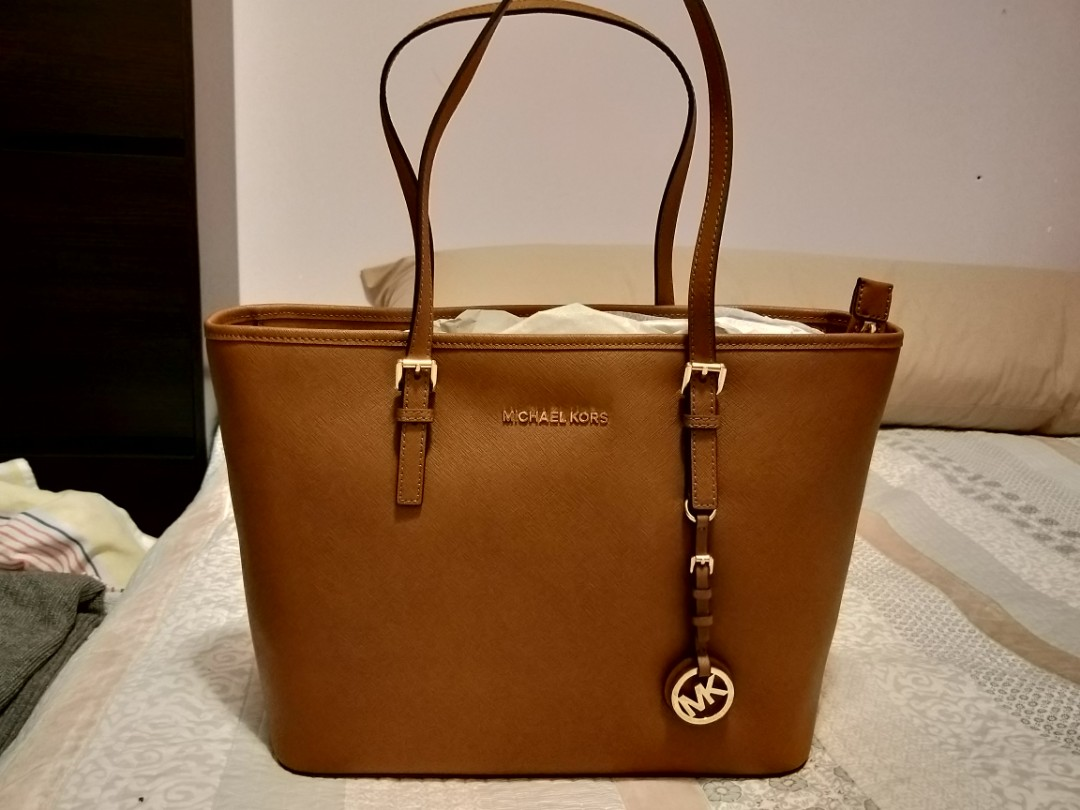 New Authentic Michael Kors Tote Luggage