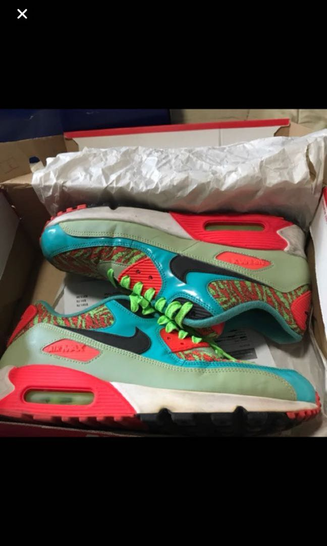 Nike air max 90, Men's Fashion, Footwear, Sneakers on Carousell