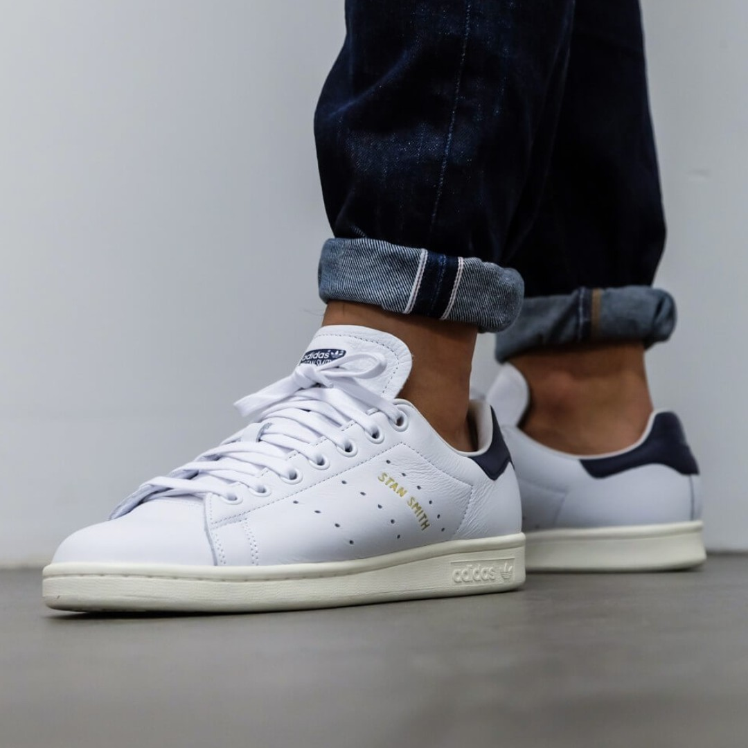 newest f6924 c8578 (PO) Adidas Mens Stan Smith White Obsidian, Mens Fashion, Footwear,  Sneakers on Carousell